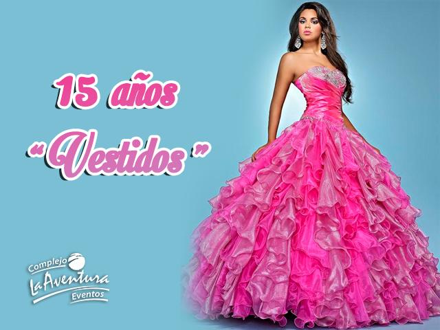 La fiesta de 15 años y el vestido. Tips para ayudarte a elegir el ...